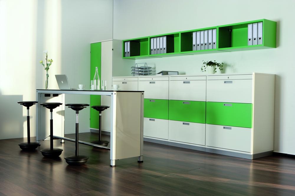 Bürogestaltung beispiele  Creative Büro Gestaltung. Spezielle Büroeinrichtungen ...